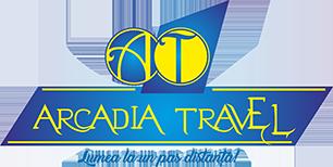 Agentie de Turism Arcadia Travel Logo